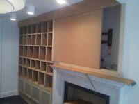 carpenter & joiner Loft , extension, kitchen fitter and bathroom installation