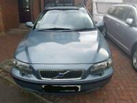 VOLVO V70 GEARTRONIC (AUTOMATIC) 2.4L PETROL LUX PACK