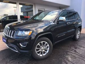 2016 Jeep Grand Cherokee Limited SUNROOF LEATHER