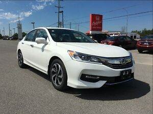 2017 Honda Accord Sedan L4 EX-L CVT