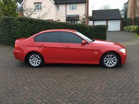 BMW 320D SE, 12 months MOT and just serviced
