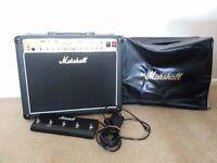 MARSHALL TSL 601 JCM 2000 COMBO AMP