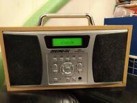 Digihome DRF-200 DAB & FM digital radio