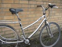 SUNN Chrome Town bike | Nexus | Serviced | Central Oxford | Warranty