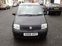 2008 08 FIAT PANDA 1.1 ACTIVE 5 DOOR ** ONLY 73700 MILES ** ONE OWNER PLUS SUPPLYING DEALER **