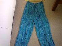 Palazzo trousers size 10