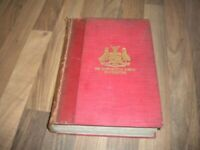 Vintage Book Tenny sons Poetical Works The Mathematical school Rochester