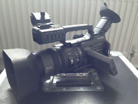 Sony Digital Camcorder dsr-pd150p with Audiopack Flight Case