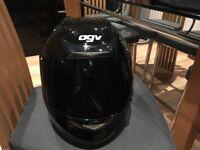 AGV GT Veloce - Gloss Black Motorcycle Helmet Brand New