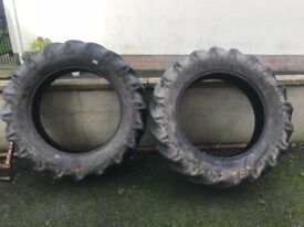 Tractor Tyres £100