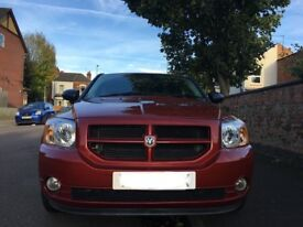 Dodge Caliber 2.0 stx 57 Plate