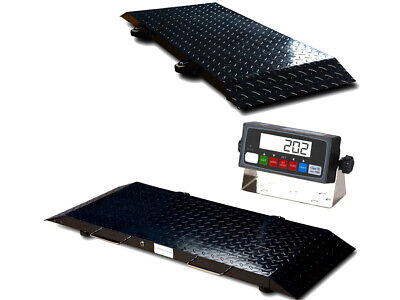 Livestock Scale 2000 X 0.2 Lb Platform Size 48 X 20 Animal Weighing Scale