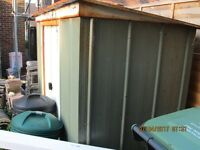 shed {already dismantled}