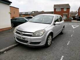 2005 Vauxhall Astra 1.7Cdti 11 month MOT!