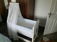 Silvercross Crib