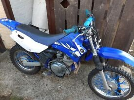 Ttr125 motobike mint condition class bike runs mint