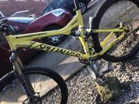 Specialized Stump Jumper M4