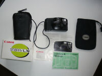 CANON 'SNAPPY LX' 35mm Camera - as new