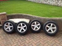 Zito Alloy wheels 112/5 Pcd. Vw caddy