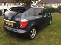 2006 Honda FRV 2.2cdti Diesel 6speed Service History Aircon Roof Bar Alloys Hpi P/X Welcome