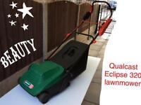 Qualcast eclipse 320 lawnmower