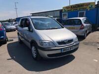 Vauxhall zafira 1.8 Automatic