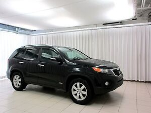 2012 Kia Sorento AWD SUV w/ Heated Seats, Sirius XM Radio, and A