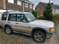 Landrover Discovery2 td5