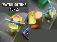 Waybuloo trike