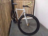 Classy single speed bike