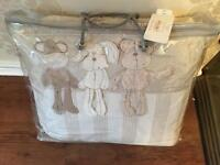 Mamas & papas 'Once Upon a Time' cot bumper BRAND NEW