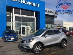 2017 Buick Encore Sport Touring AWD ONE OWNER ROOF NAV!!!