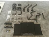 Apple MacBook Air Parts - Battery, DC Jacks, Fans, HDD Cables, Screws