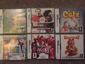 Nintendo DS Games - Various