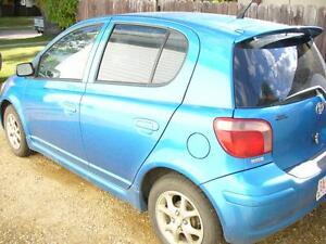 2005 Toyota Echo Manual 5 Door / Hatchback