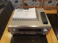 Denon AVR 2803 Home Cinema Receiver Fully Refurbished VGC with original instructions and remote