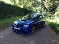 Subaru Impreza R Sport WRX STi Replica Non Turbo 12 Months MOT