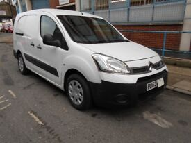 2013 CITROEN BERLINGO COMBI 16HDI CREW VAN 5 SEATER S/HISTORY RECEIPTS EURO 5 ELECTRIC PACK VGC
