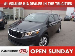 2016 Kia Sedona LX / 8 SEATER / NOT A RENTAL