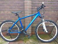 Carrera Vulcan mountain bike (can deliver free within 30 miles)