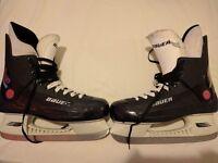 Bauer Turbo Ice Skates UK8