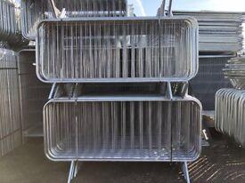 ☀️Pedestrian New Barriers * £15.00