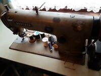 Brother sewing machine, Model DB2-B755-3