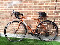 Genesis retro road bike