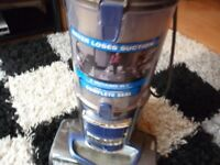 shark rotator upright hoover with light