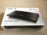Samsung UBD-K8500 4K UHD Blu-ray Player. Local collect only