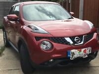 Nissan Juke 1.5 Diesel