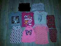 Girl's 5-6 bundle of clothes