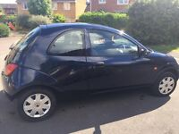 Ford KA great little runner and cheap to insure and run.