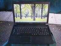 "Lenovo B590 Laptop i3 processor @287ghz , 4GB Ram 15.75 "" screen"